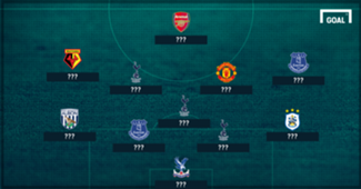 Worst XI of the week 10 Premier League