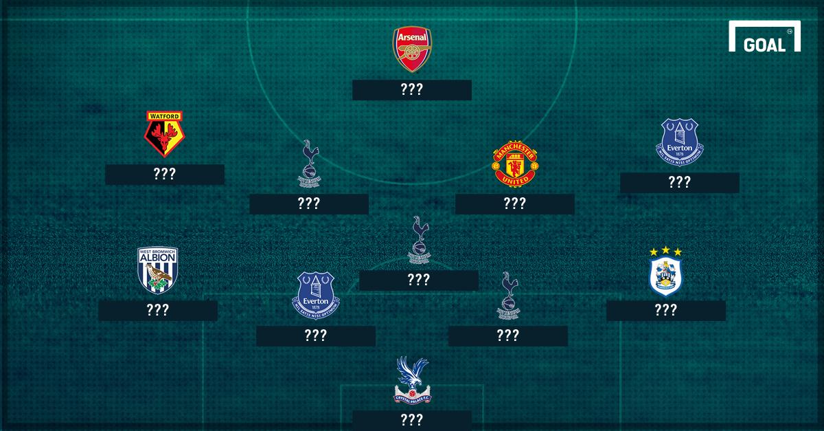 Worst XI of the week 10 Premier League