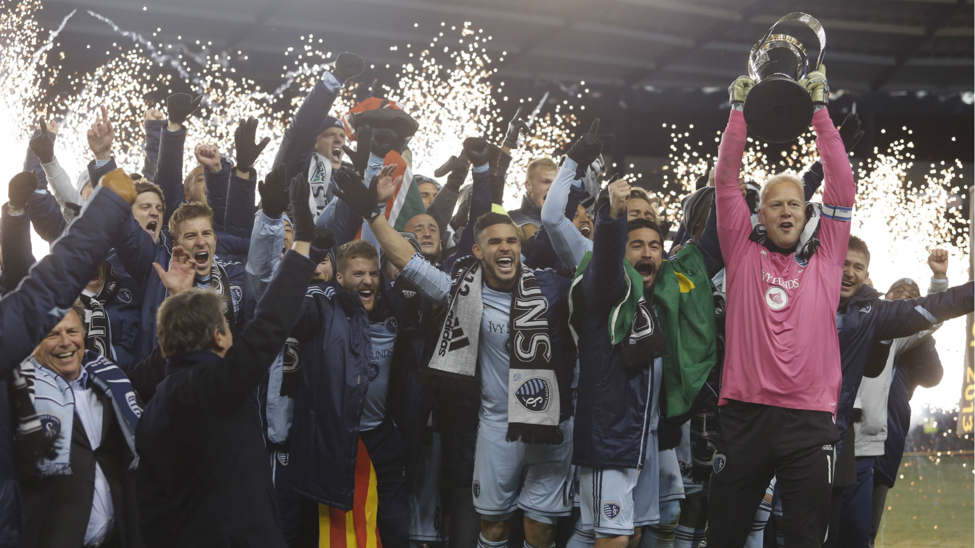 Sporting Kansas City MLS Cup 2013