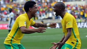 Thulani Serero & Keegan Dolly