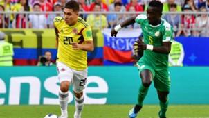 Quintero Colombia Senegal WC Russia 28062018