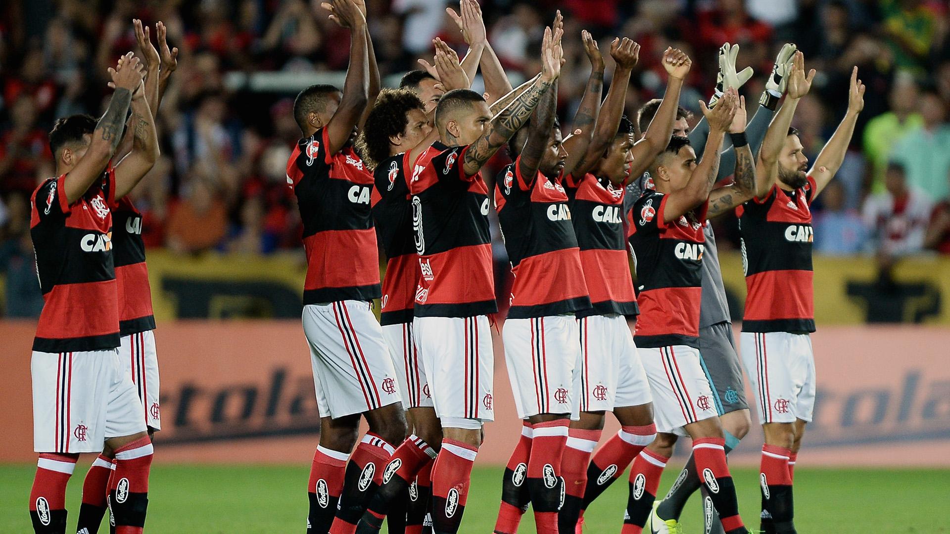 Flamengo Chapecoense Brasileirao Serie A 22062017