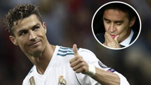 Cristiano Ronaldo Julen Lopetegui Real Madrid GFX