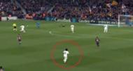 Marcelo gol del Barcelona