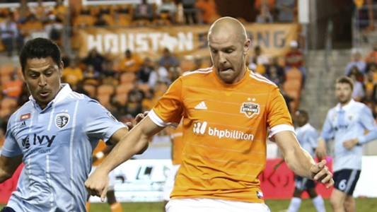 Philippe Senderos Houston Dynamo Sporting KC