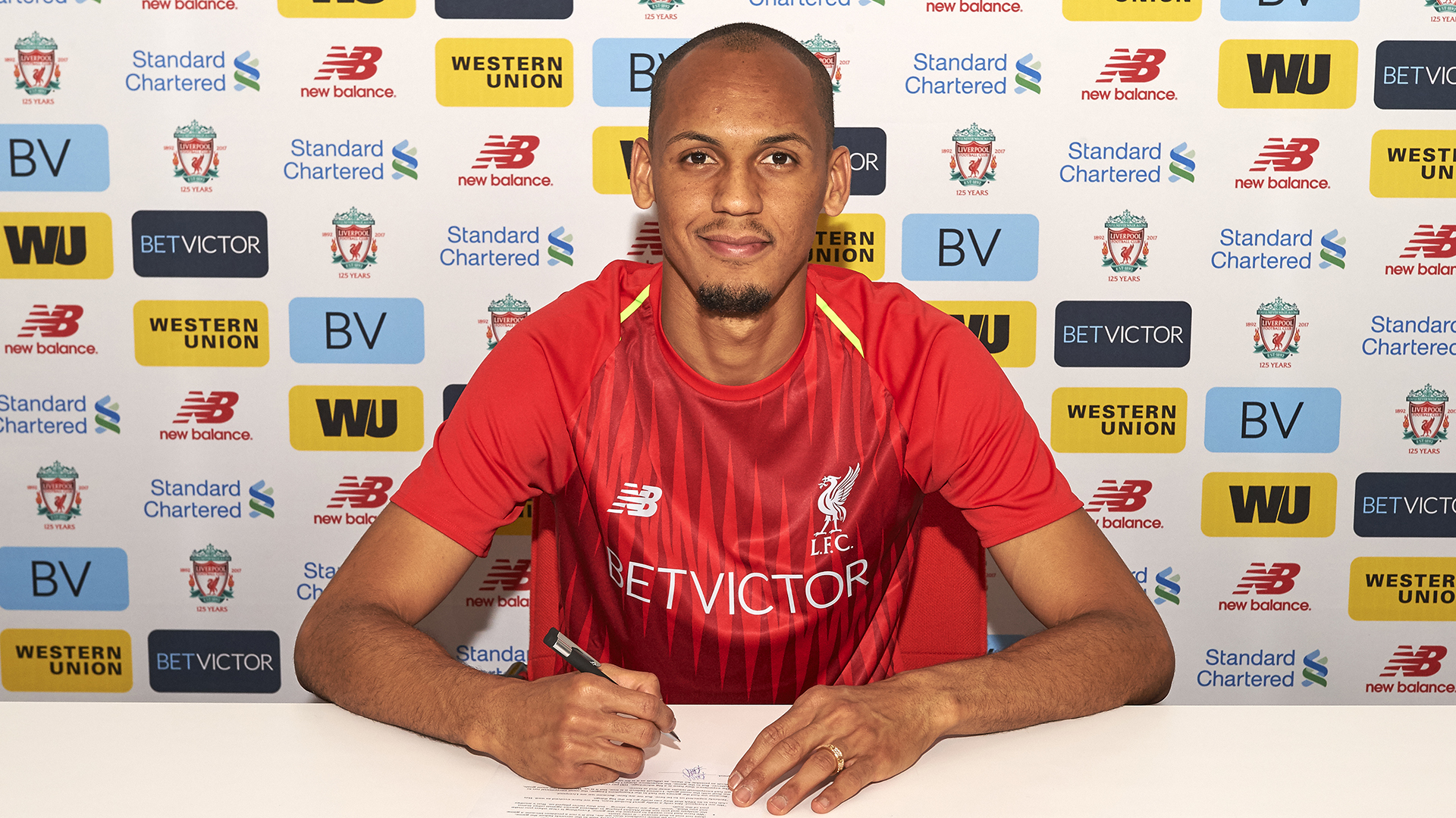 I Didn't Have To Think Much - Fabinho Delights As Liverpool Transfer Confirmed