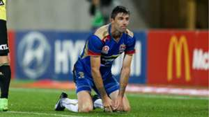 Jason Hoffman, Newcastle Jets