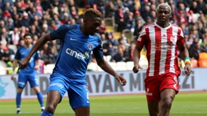Kenneth Omeruo Arouna Kone Kasimpasa Sivasspor 03102018