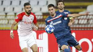 Milos Degenek Red Star