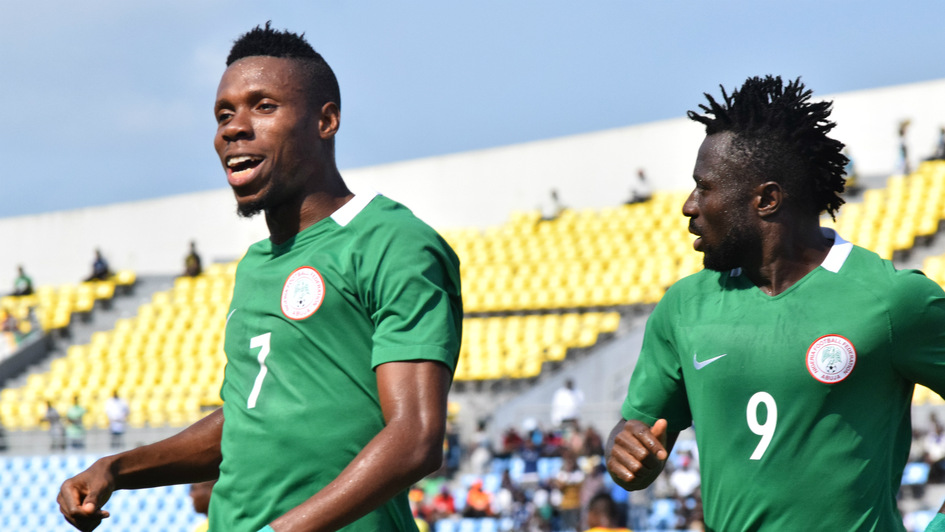 Maikaba offers Nigeria tips ahead of Wafu Cup final
