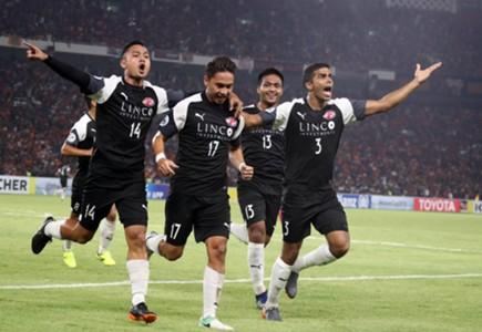 Persija Jakarta vs Home United AFC Cup 2018