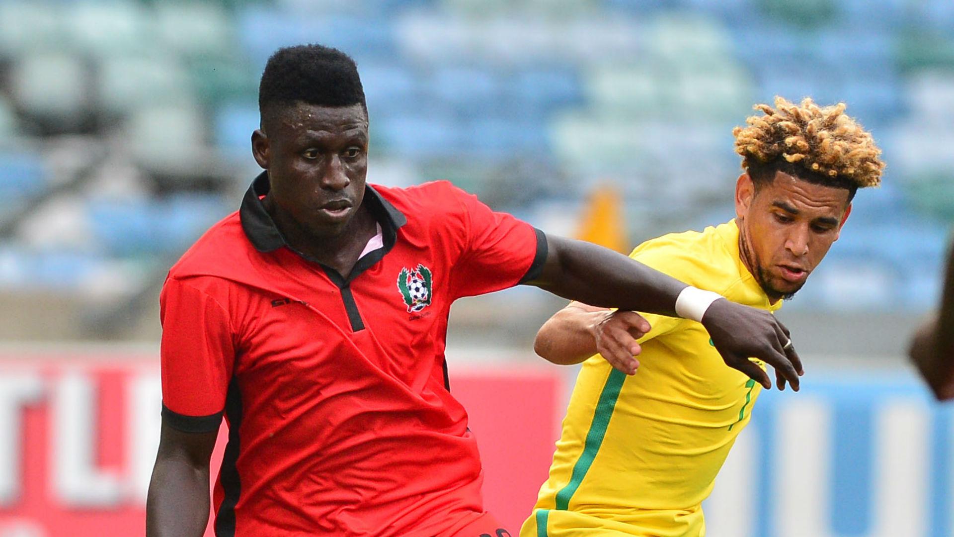 Keagan Dolly Bafana Bafana vs Guinea-Bissau