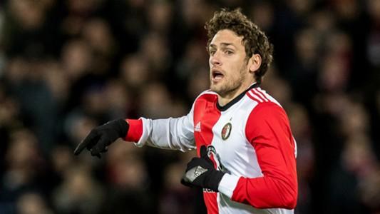 Eric Botteghin, Feyenoord - PSV, KNVB Beker 01312018