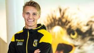 Martin Odegaard, Vitesse, Eredivisie 08212018