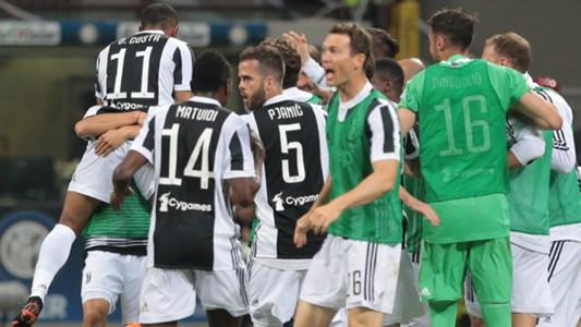 Juventus Turin Inter Mailand 280418