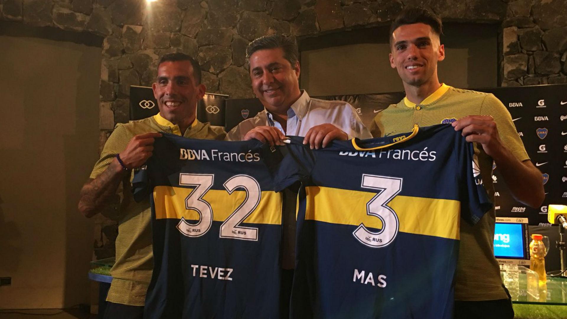 Tevez: 'Ecco perché sono tornato al Boca. Sul mio ritiro...'