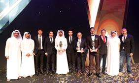جوائز الاتحاد القطري