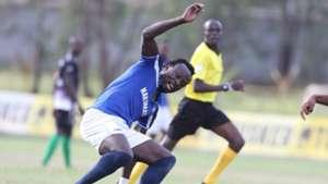 Nakumatt FC striker Kepha Aswani.