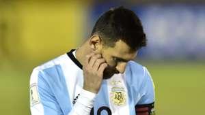 Lionel Messi, Argentina