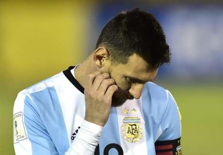 'Messi has it tougher than Maradona'
