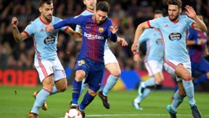 Lionel Messi FC Barcelona Copa del Rey 11012018