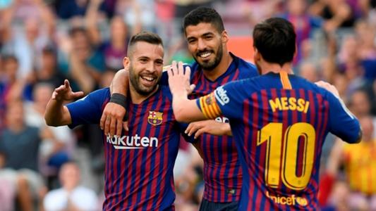 Xem trực tiếp La Liga: Huesca vs Barcelona, trực tiếp bóng đá, link trực tiếp La Liga, livestream La Liga | Goal.com