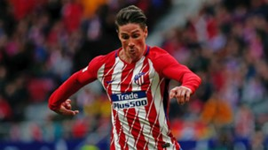 Fernando Torres Atletico Madrid Las Palmas La Liga 01282018