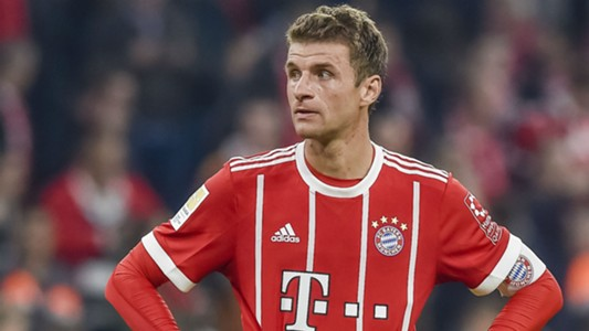 HD Thomas Muller Bayern Munich