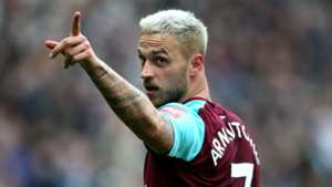Marko Arnautovic West Ham United