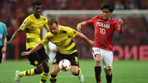 Mario Götze Borussia Dortmund 15072017
