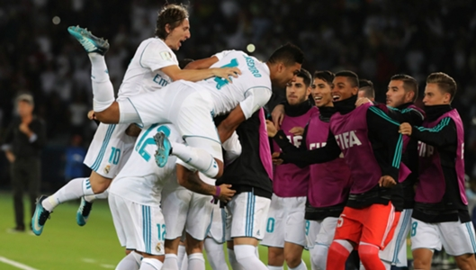 Real Madrid set team record with Club World Cup triumph