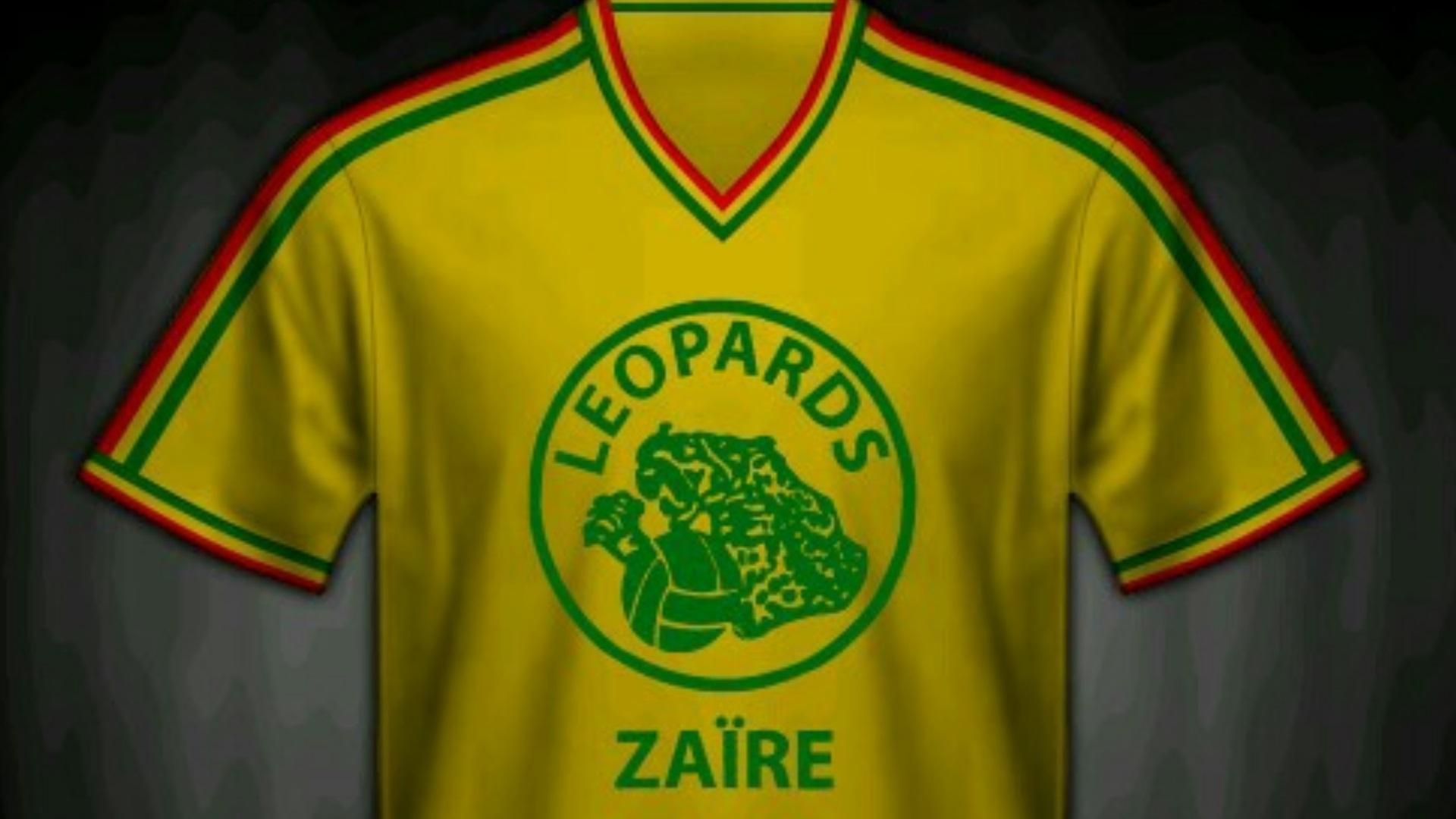 Zaire Copa do Mundo 1974 08 11 2017