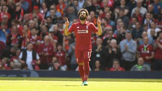 Mohamed Salah Liverpool Brighton Premier League 13052018