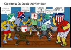 Meme Nacional - Santa Fe