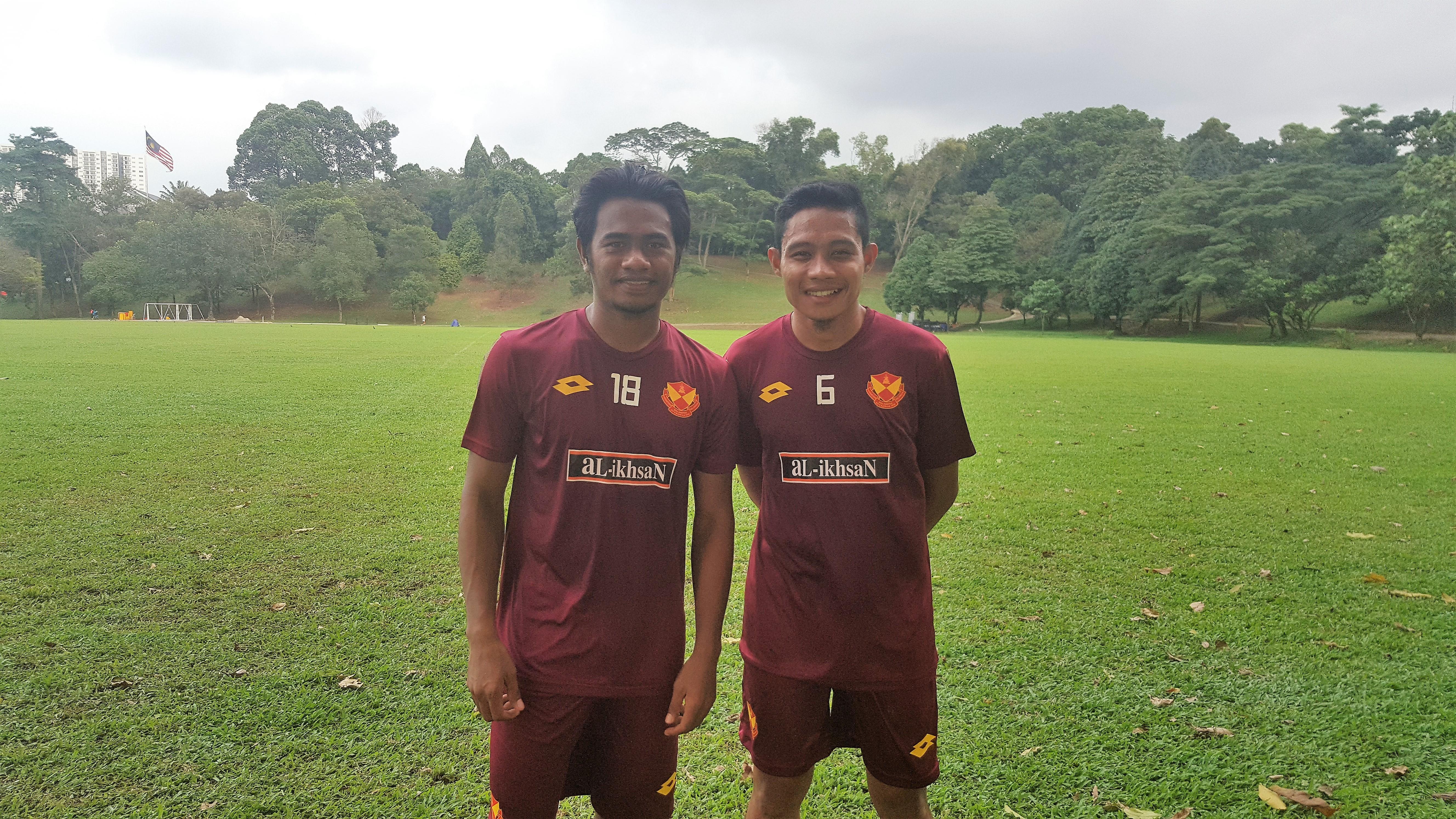 Ilham Udin Armaiyn, Evan Dimas Darmono, Selangor, 09012018