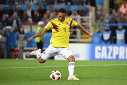 Carlos Bacca Colombia 2018