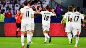 Real Madrid Al Ain 22122018