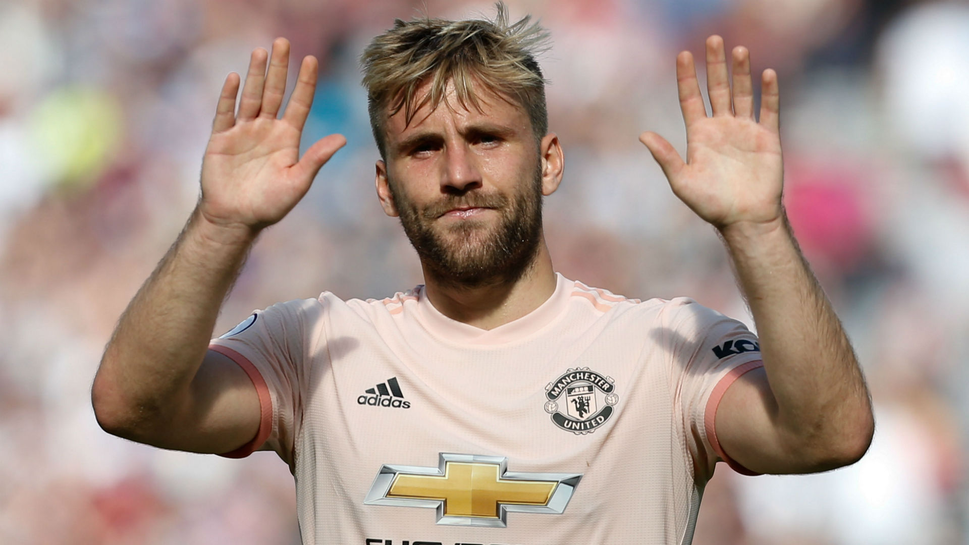 Luke Shaw Man United West Ham