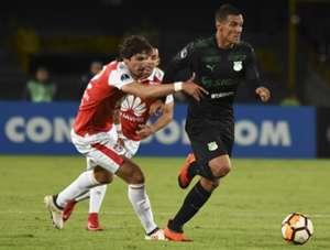 Santa Fe  - Deportivo Cali Copa Sudamericana 2018