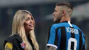Wanda Nara Mauro Icardi - Inter