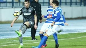 Osijek Hajduk Ante Erceg Croatian Cup 30112017