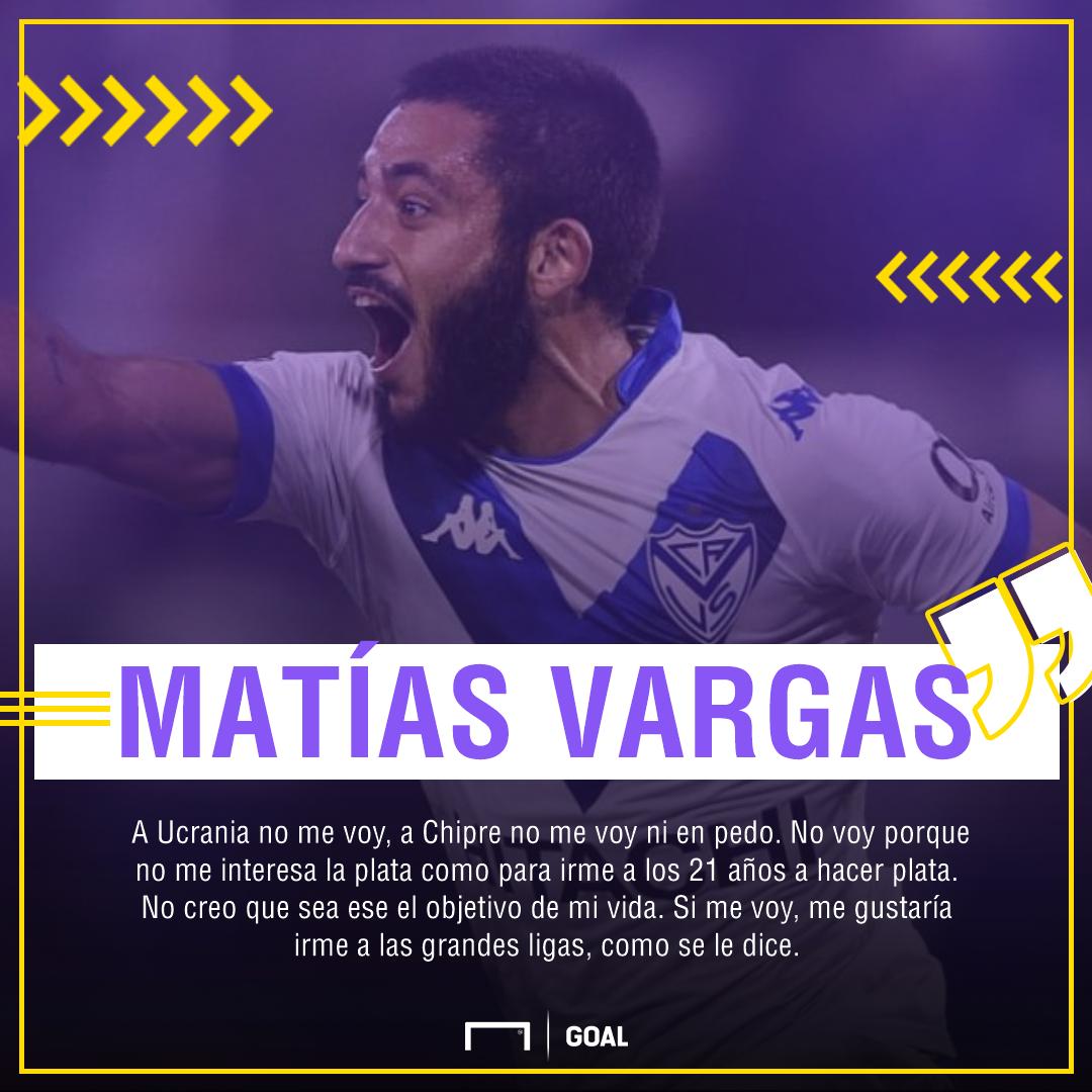 PS Matias Monito Vargas Ligas