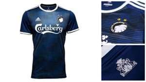Copenhagen Away Kit 2018/19