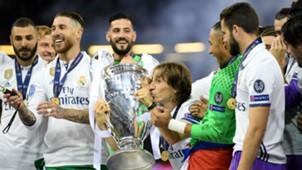 juventus real - luka modric - champions league 03062017