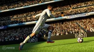 Ronaldo FIFA 18 Gameplay