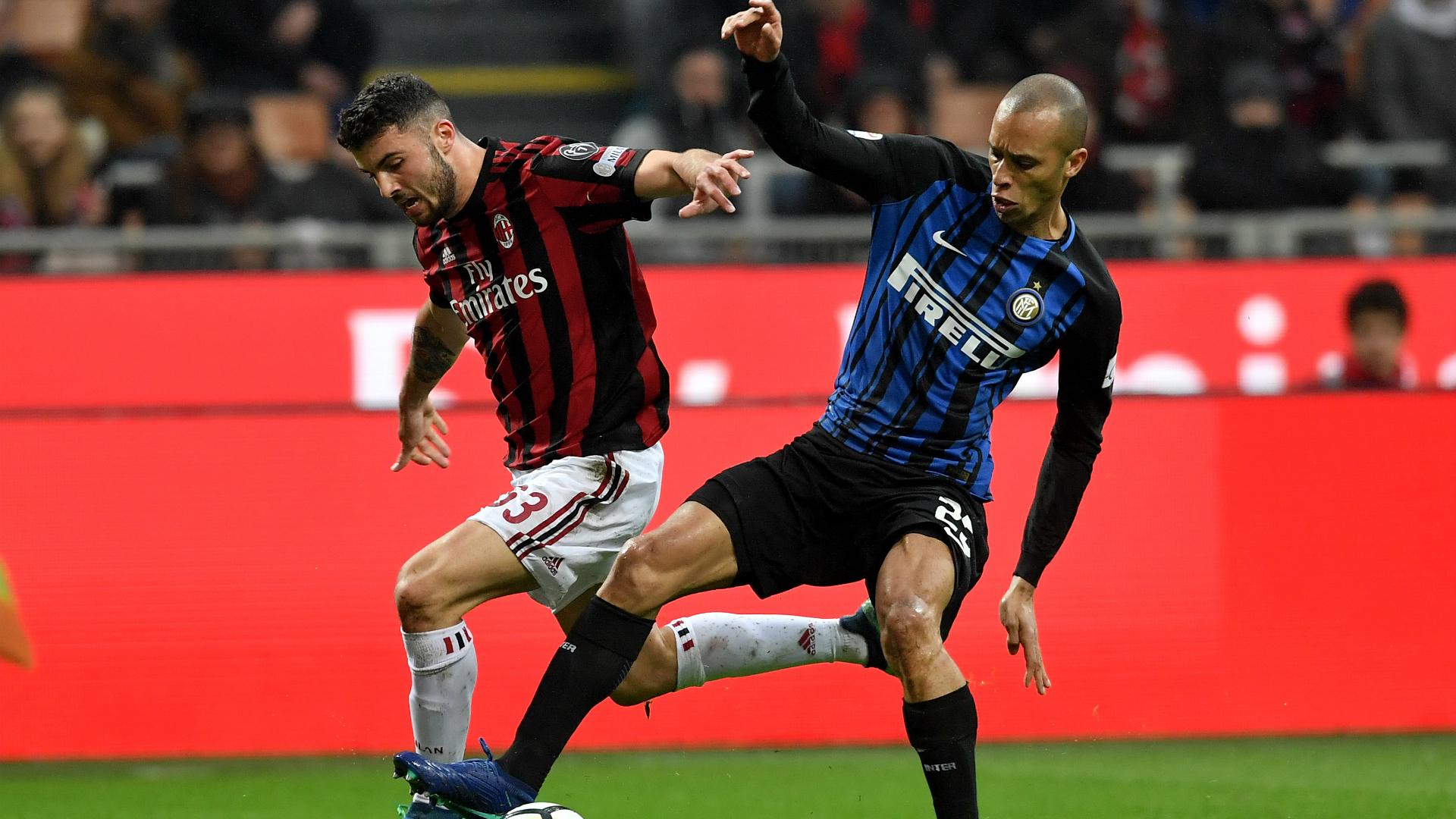 AC Milan - Internazionale, Serie A 04042018