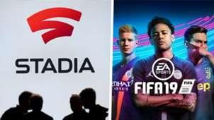 Google Stadia FIFA