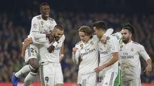 Real Madrid Betis 13012019