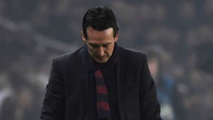 Unai Emery PSG Paris Saint-Germain