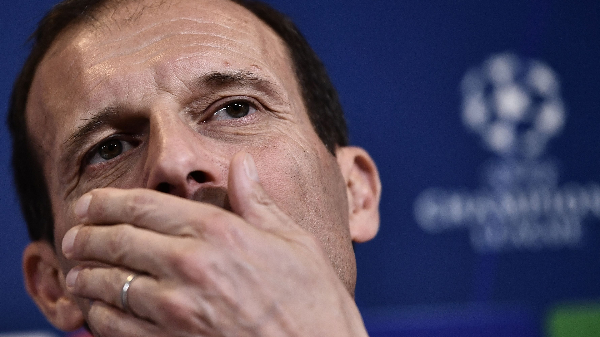 Juventus confirm coach Allegri will leave club at end of season